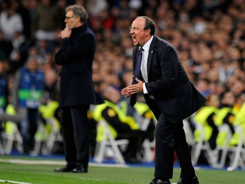Benitez: Real Madrid will improve when Bale & Benzema return