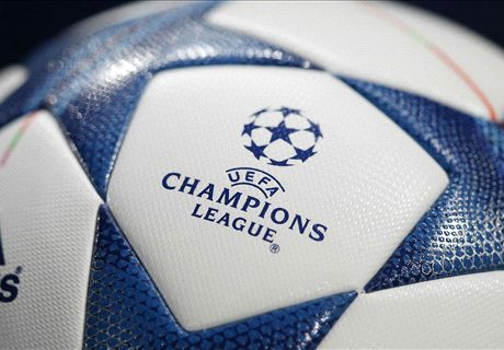 IN FULL: Champions League tables