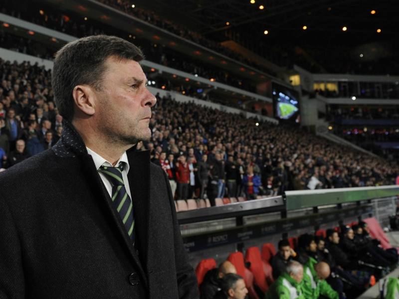 Hecking: Wolfsburg not good enough