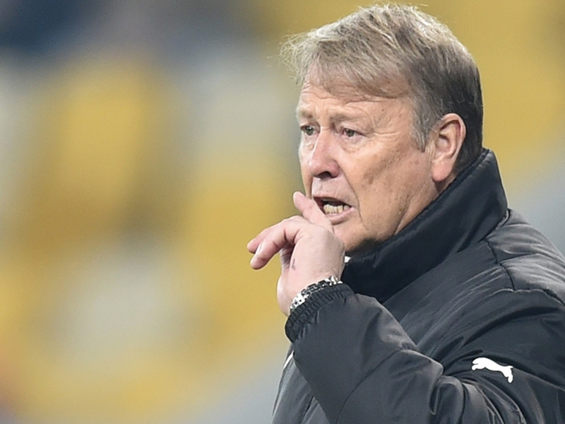 Hareide unhappy with Malmo display