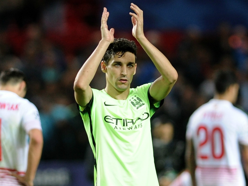 Sevilla return emotional, admits Navas