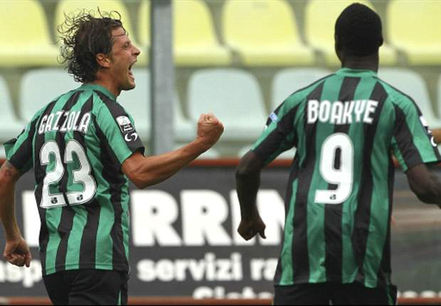 Boakye Yiadom increases Sassuolo goal tally before 2013 Afcon departure