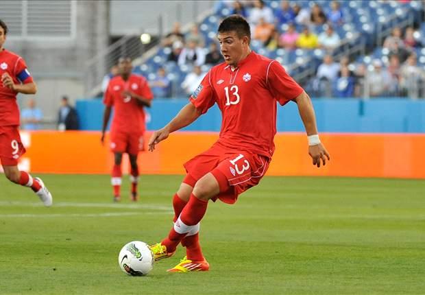 Cavallini scores, earns Canada call-up