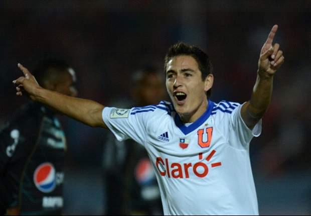 Matias Rodriguez Menuju Sampdoria