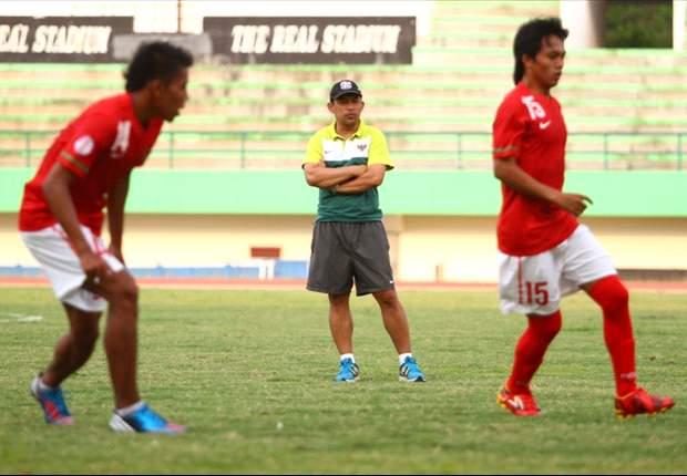 Aji Santoso mengatakan persaingan memperebutkan tempat di timnas U-23 berlangsung sengit