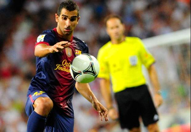 Montoya: I can fill in at left back at Barcelona
