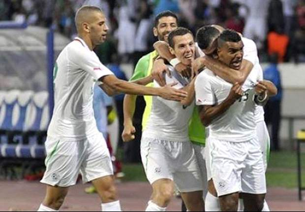 Algeria name Afcon squad