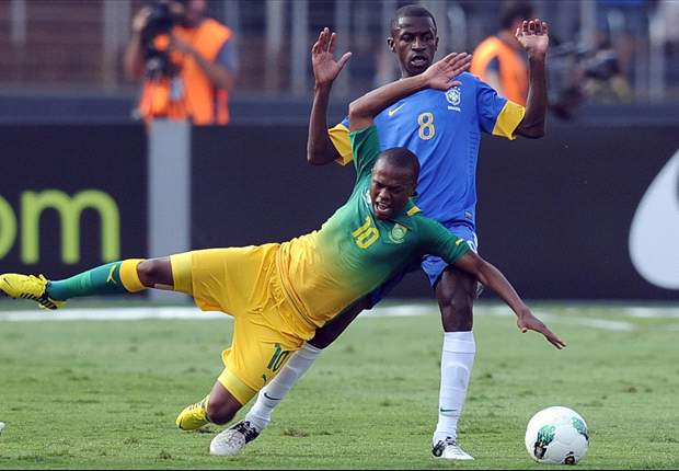 Serero released from Bafana camp