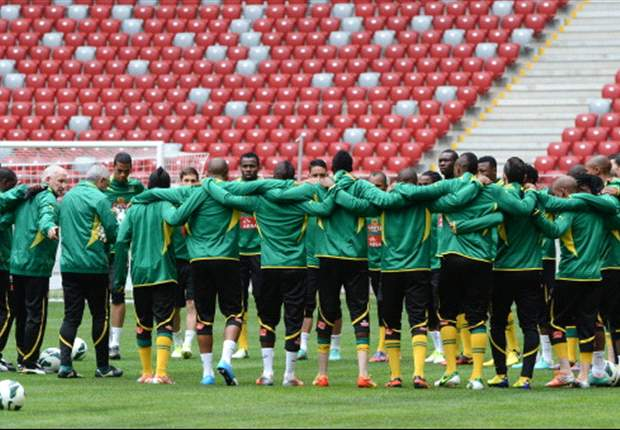 Feature: All the Bafana players in the Cosafa Cup