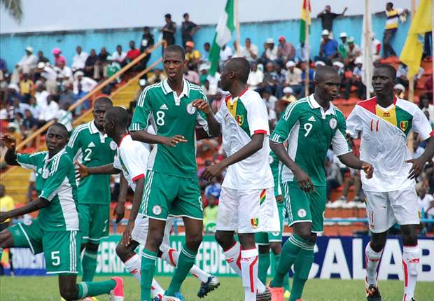 Golden Eaglets thrash Aspire Team '95 7-1 to start Qatar tour