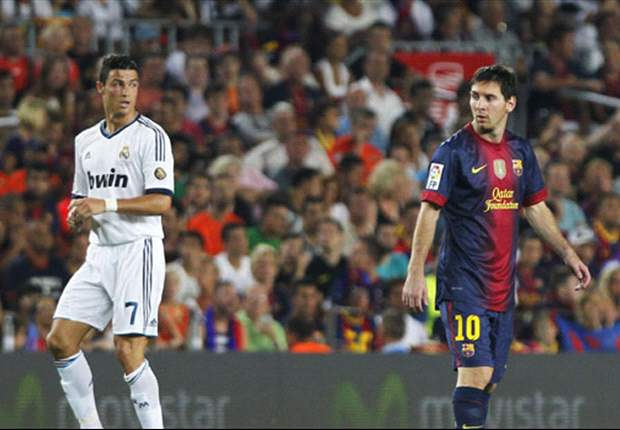 Lionel Messi 8/13 favourite ahead of Cristiano Ronaldo for Ballon d'Or crown