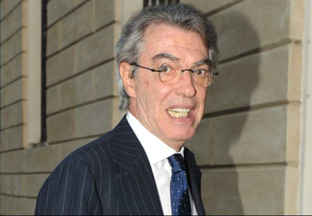 Moratti: Inter are not blackmailing Sneijder