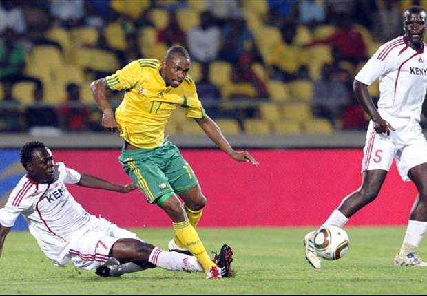 Masinga: Parker to have a good Afcon tournament for Bafana
