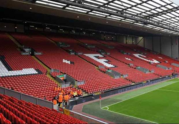 Liverpool unveil plan to redevelop Anfield