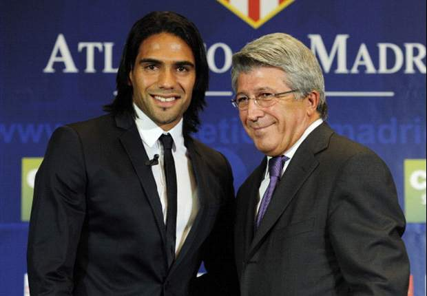 Enrique Cerezo furious over Falcao speculation