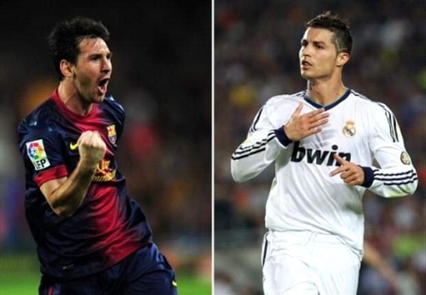 How Messi & Ronaldo went from crying kids to the two best players in the world