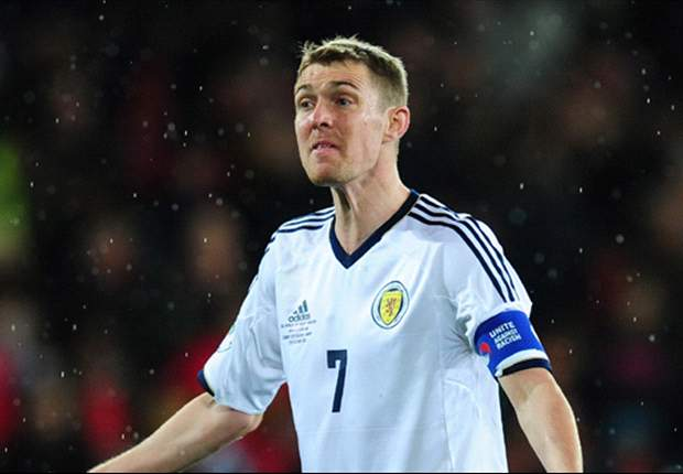 Strachan insists Darren Fletcher will remain 'an integral part' of Scotland set-up