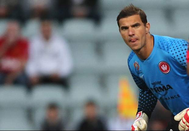 Goalkeeper Ante Covic seals new contract at Western Sydney Wanderers