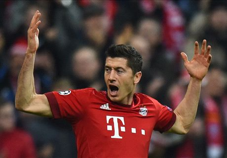 Agent: Madrid interested in Lewandowski