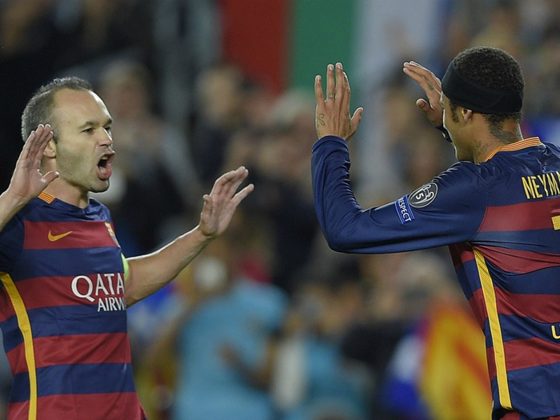 Neymar al PSG? Non per Iniesta: Resta al Barcellona