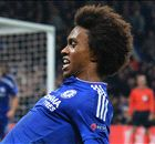 RATINGS: Willian rescues Chelsea