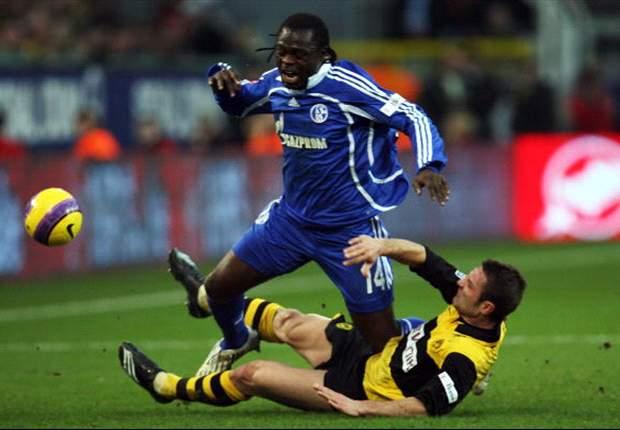 Asamoah trifft für die U23 von Schalke