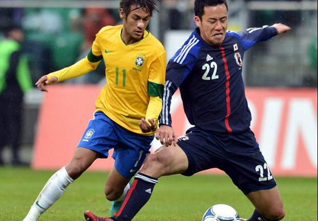 Japan 0-4 Brazil: Neymar & Kaka among scorers in stroll for Selecao