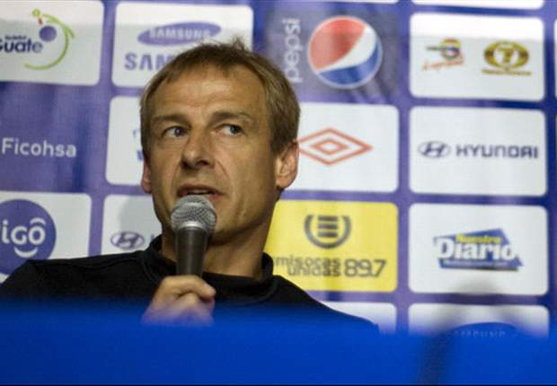 Klinsmann hails German football's progress