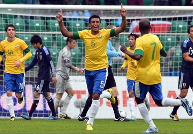 Amical - Le Brésil étrille le Japon