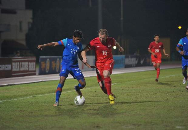 Singapore 2-0 India: The Lions tame the Blue Tigers