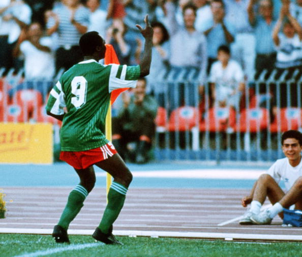 Top 5 African player goal celebrations