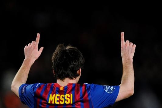 Grandes momentos de los 8 años de Messi en el Barcelona