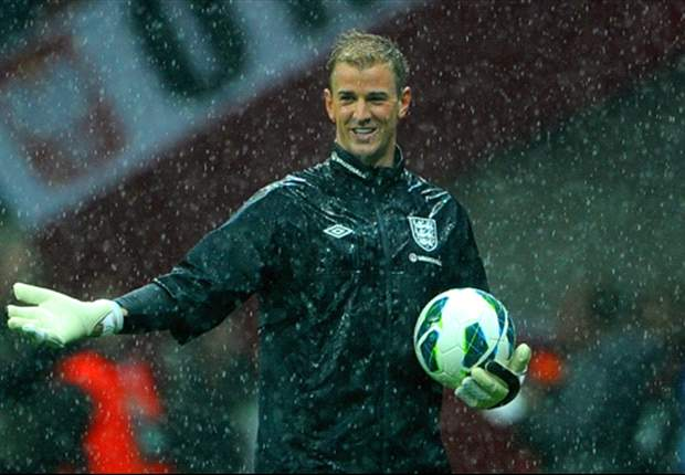 Hart admits blame for Poland's equaliser in England draw