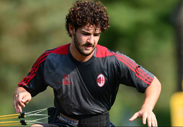 Pato's comeback is a gradual process, says AC Milan's Galliani