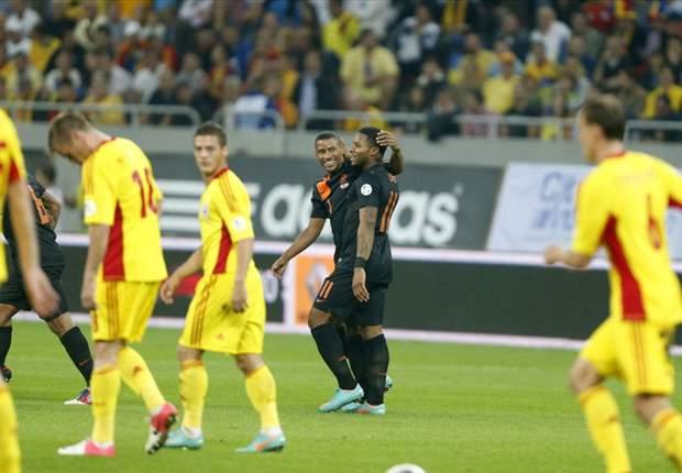 Oranje neemt voor rust afstand van Roemenen