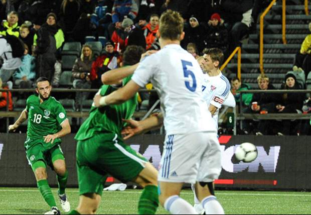 Faroe Islands 1-4 Republic of Ireland: Much-improved Boys in Green brush aside minnows to ease pressure on Trapattoni