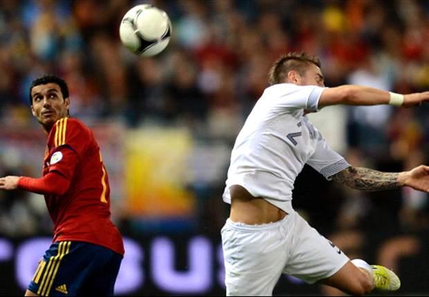 Pedro: Spanyol Akan Pertahankan Gaya Permainan