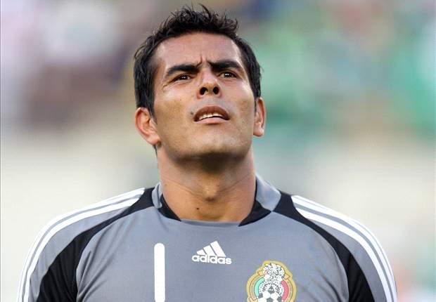 Oswaldo Sanchez Mexico Oswaldo Sánchez Podría Cumplir