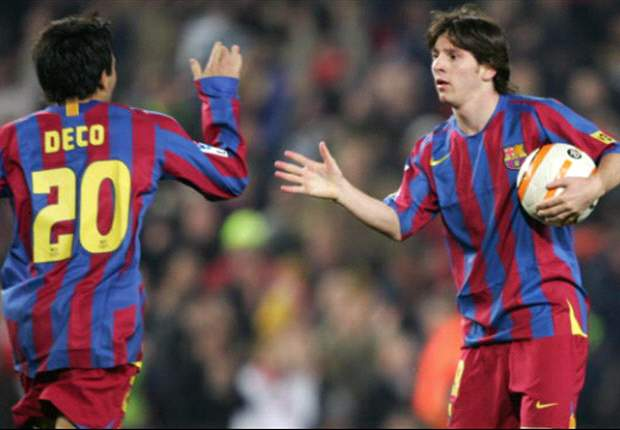'Neymar a long way away from Messi & Ronaldo' - Deco