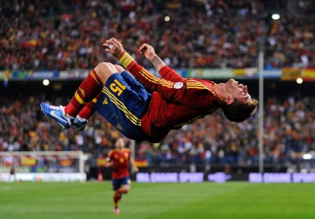 Sergio Ramos: Persaingan Tendangan Bebas Menarik