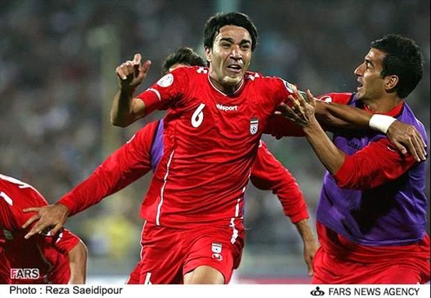 REVIEW - Kualifikasi Piala Dunia Zona Asia Grup A: Iran Tempel Korea Selatan