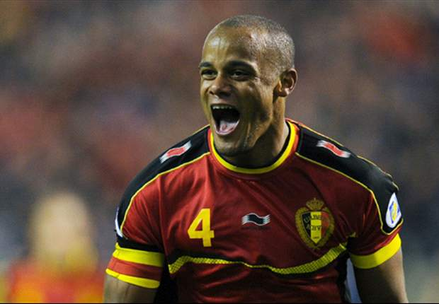 Kompany: Belgium squad are like a family