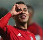 BAYERN: Thiago better than Xavi?
