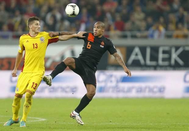 Van Gaal content with Netherlands despite pedestrian start against Romania