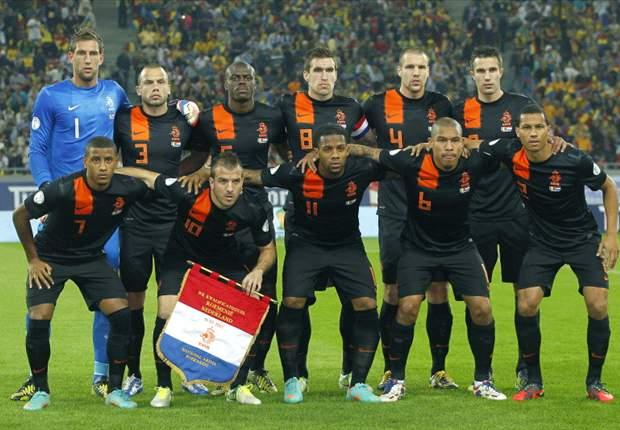 In Beeld: Roemenië - Nederland