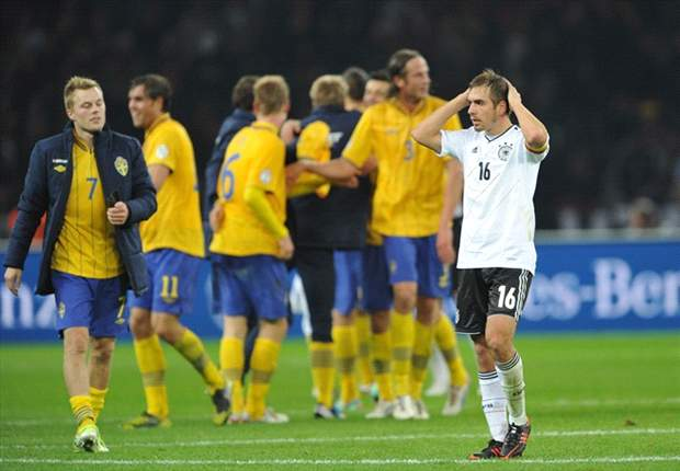 We were all depressed after Sweden collapse, says Germany's Bierhoff