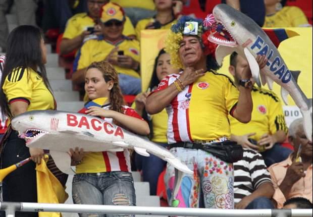 Venezuela recibirá a Colombia en Pto. Ordaz