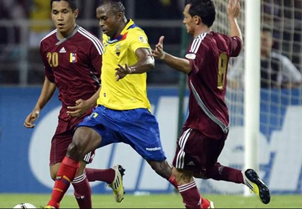 Venezuela 1-1 Ecuador: La Vinotinto no pudo superar a una Tricolor que jugó un partido muy inteligente