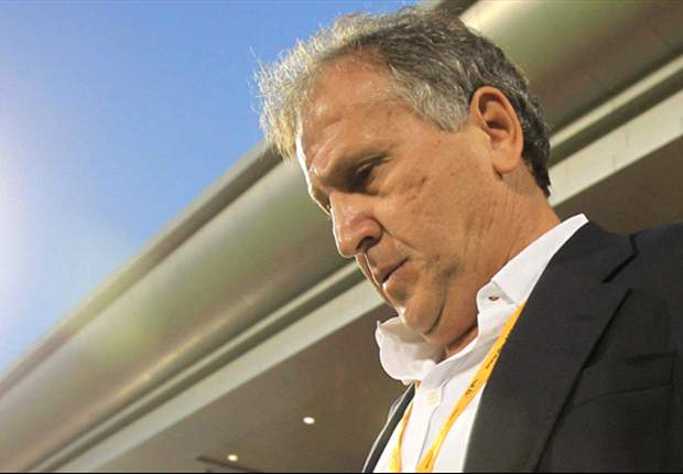 Iraq national team coach Zico announces resignation, citing breach of contract