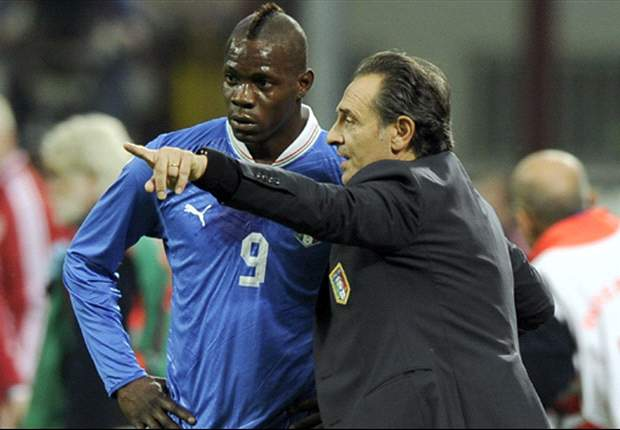 Prandelli relying on Allegri to influence Italy strikers